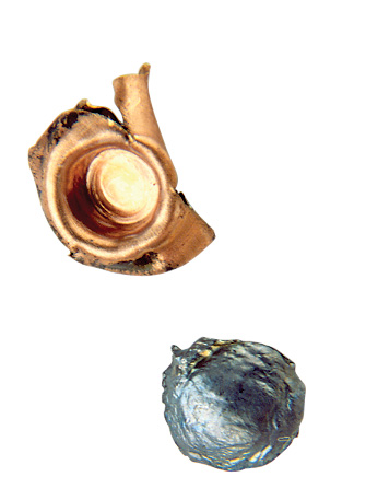 Recovered Bullet